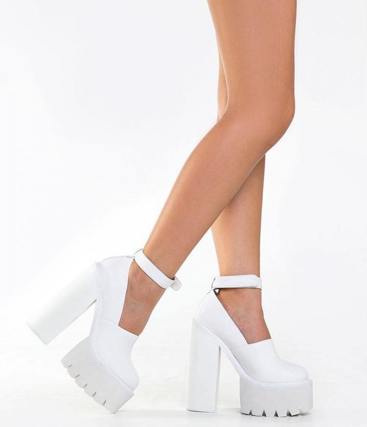 Scully White worn