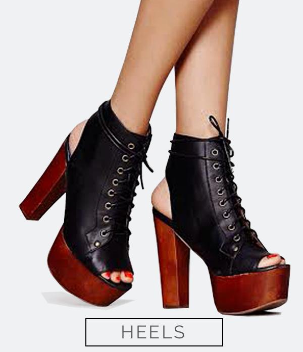 category heels